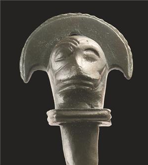 Antiquitäten & Kunst Handgefertigt Abstract Zeitgenössisch Liebespaar Auf Pferd Reine Bronze Skulptur Latest Fashion