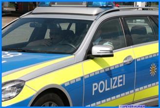Polizei Feuerwehr Thw Speyer Kurier